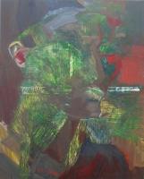 Acryl, Öl auf Leinwand | 100 x 80 cm